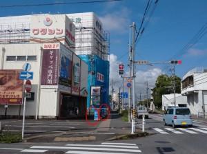 蟹江本町交差点